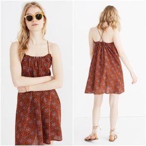 NWT Madewell Tulum Cover-Up Dress